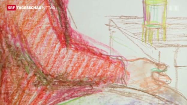 Video «Lebenslänglich für Kindsmörderin» abspielen