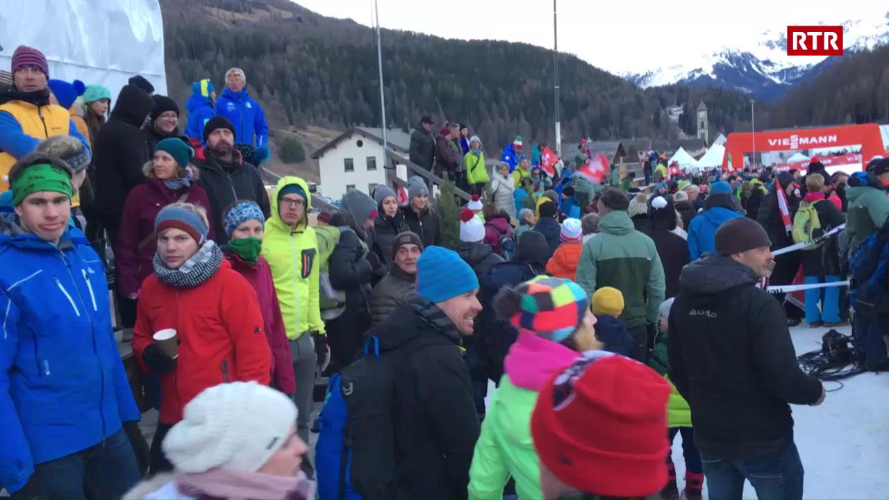 Il prim di da Tour de ski en Val Müstair è a fin - ils fans partan