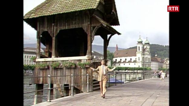 Laschar ir video «Willkomma bim Vico in Luzern»