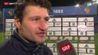 Video «Fussball: Super League, Stimmen zu Basel - Sion» abspielen