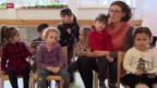 Video «Sprachkurse für Kleinkinder in Biel» abspielen