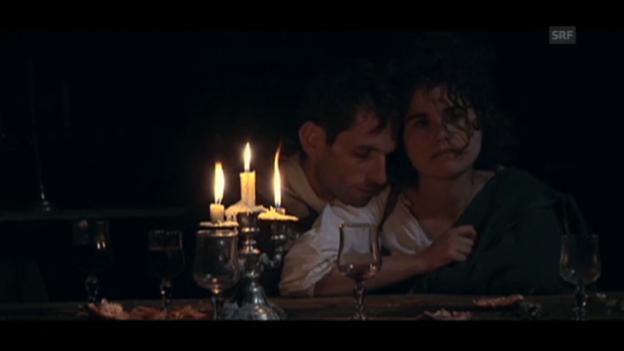 Video «Trailer zu «Historia de la meva mort»» abspielen