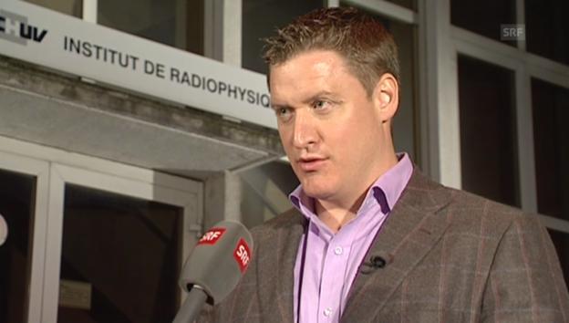 Video ««Al-Jazeera»-Reporter Clayton Swisher» abspielen