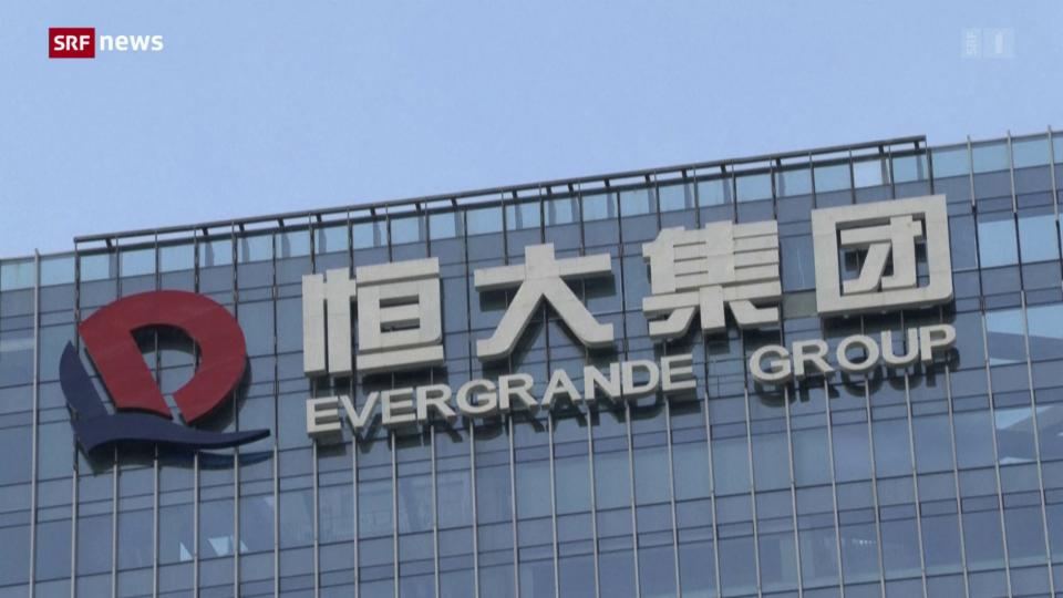 Aus dem Archiv: China und die Evergrande-Krise