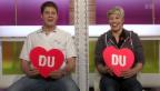 Video ««Ich oder Du»: Schwingerkönigin Sonia Kälin und Bruder Benedikt» abspielen