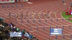 Video «LA-EM: 100 m Hürden Frauen, Halbfinal mit Noemi Zbären» abspielen