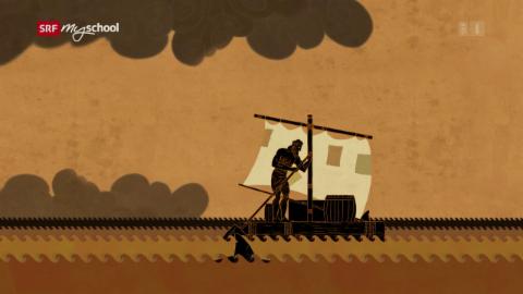 Odyssee animiert: Im Phaiakenland (13/14)