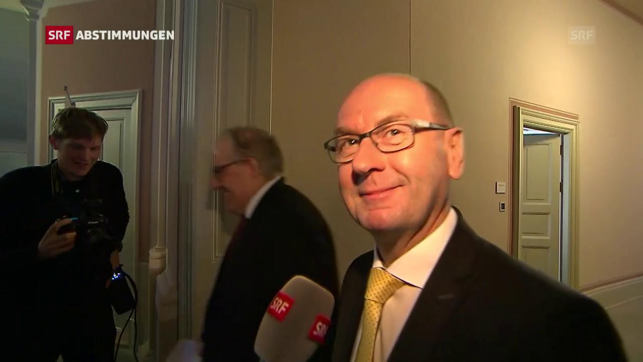 Kaspar Becker wird Regierungsrat im Kanton Glarus