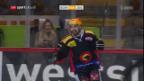 Video «SC Bern schlägt Zug klar» abspielen