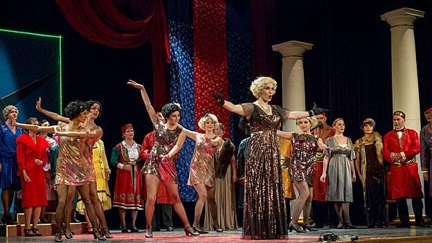 Eine Operette mit über 90 Jahren Tradition