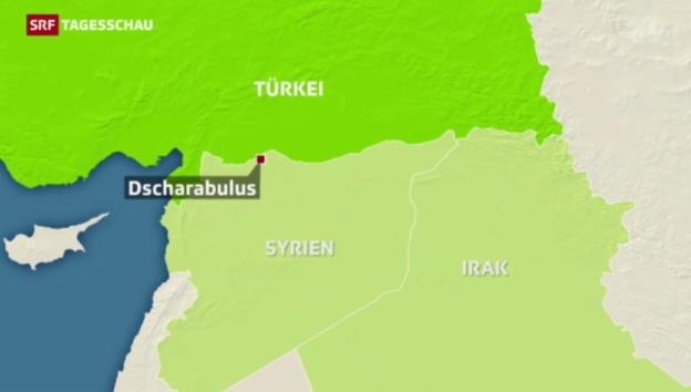 Video «Türkische Offensive gegen die Kurden?» abspielen