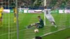Video «Highlights St. Gallen - Kuban Krasnodar («sportlive»)» abspielen
