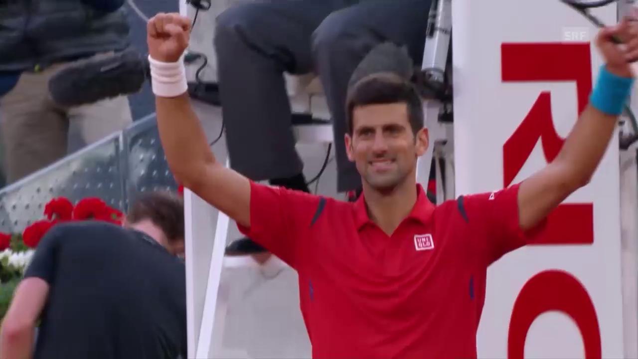 Djokovic - Murray: Entscheidende Punkte