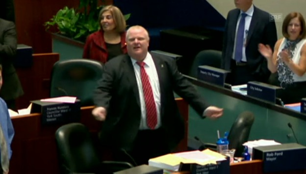 Video «Bürgermeister tanzt sich frei» abspielen