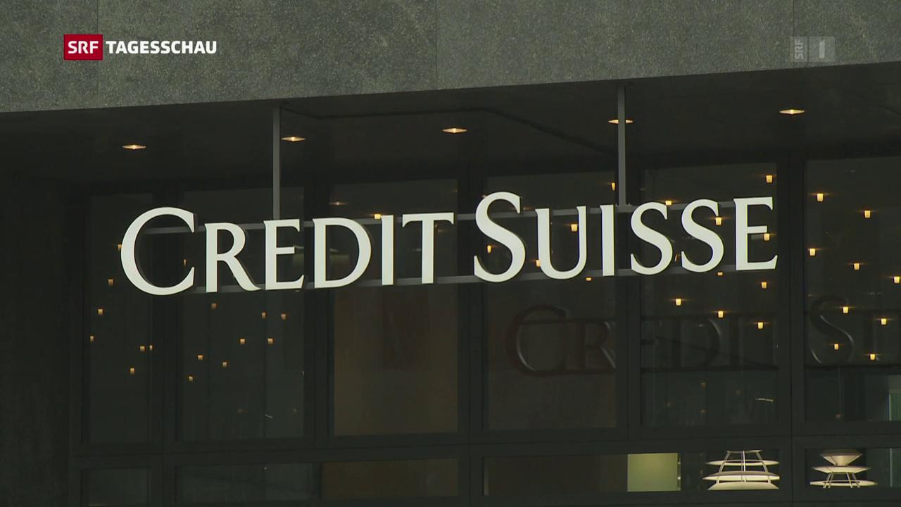 Credit Suisse-Führung kürzt eigene Boni