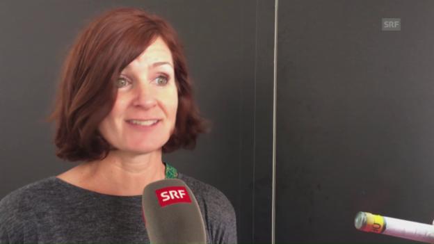 Video «Armour: «Biles kann 5 Mal Gold gewinnen»» abspielen
