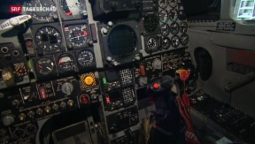 Video «Comeback des «Tiger F-5»» abspielen