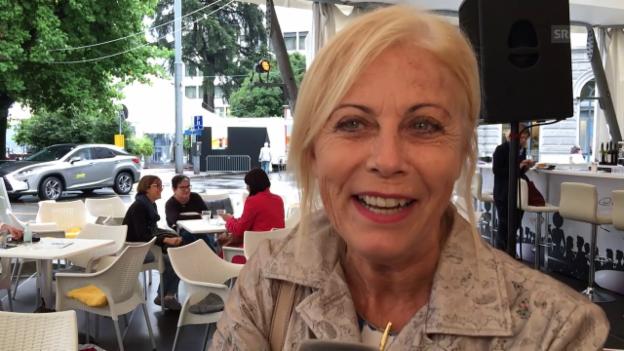 Video «Welchen Film haben Sie am häufigsten gesehen, Tiziana Soudani?» abspielen