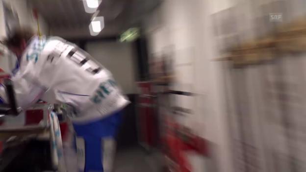 Video «Totaler Ausraster: Rochesters Piuze-Roy ausser Kontrolle» abspielen