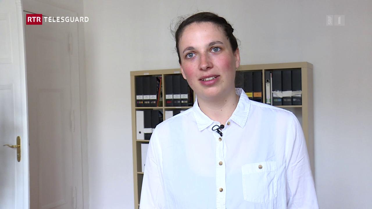 Giuanna Beeli è la nova presidenta da la YEN