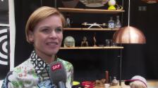 Video «Sandra Boner: Design-Börse statt Meteo-Dach» abspielen