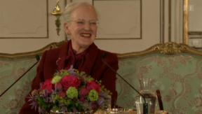 Video «Feier für Königin Margrethe» abspielen