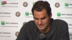 Video «Tennis: French Open, Reaktionen zum Schweizer Viertelfinal in Paris» abspielen