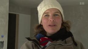 Video «Mutterliebe: Skirennfahrerin Nadia Stygers neuer Lebensinhalt» abspielen