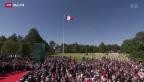 Video «Friedens-Signal am D-Day» abspielen
