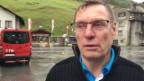 Video ««Die Fliessgeschwindigkeit des Gletschers hat zugenommen»» abspielen