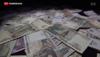 Video «Schwacher Rubel» abspielen