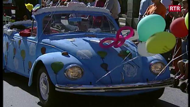 Laschar ir video «Schlagerparade 2005 a Cuira»