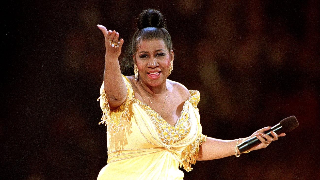 Aretha Franklin - Die Queen of Soul und die Queen of Gospel - Kultur ...