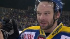 Video «Eishockey: Spengler Cup, HCD-Vitkovice, Interview mit Beat Forster» abspielen