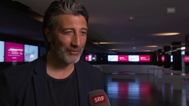 Video «Murat Yakin: «Mir gefällt es in Schaffhausen»» abspielen