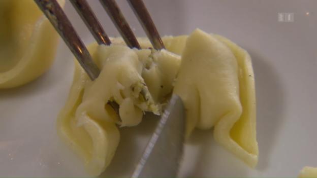 Video «Frisch-Tortelloni im Test: Die Füllung überzeugt selten» abspielen