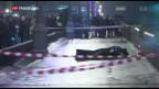 Video «Rätseln über die Hintermänner des Nemzow-Mordes» abspielen