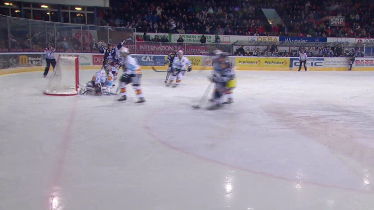 Noreaus letztes NLA-Tor: 1. Februar gegen Rapperswil-Jona