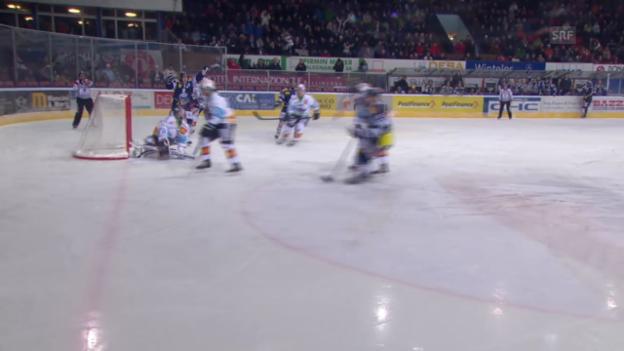 Video «Noreaus letztes NLA-Tor: 1. Februar gegen Rapperswil-Jona» abspielen