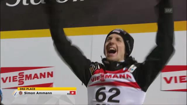Simon Ammann: Der Weiten- und Medaillenjäger