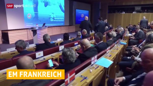 Video «EURO 2016 mit Torlinientechnik» abspielen