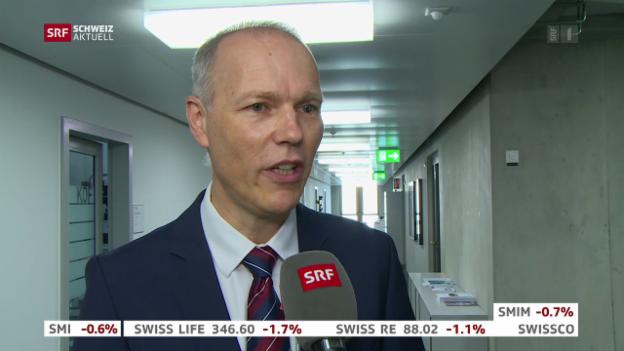 Video «SRF Börse vom 15.06.2018» abspielen