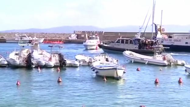 Video «Rückkehr auf die Costa Concordia» abspielen