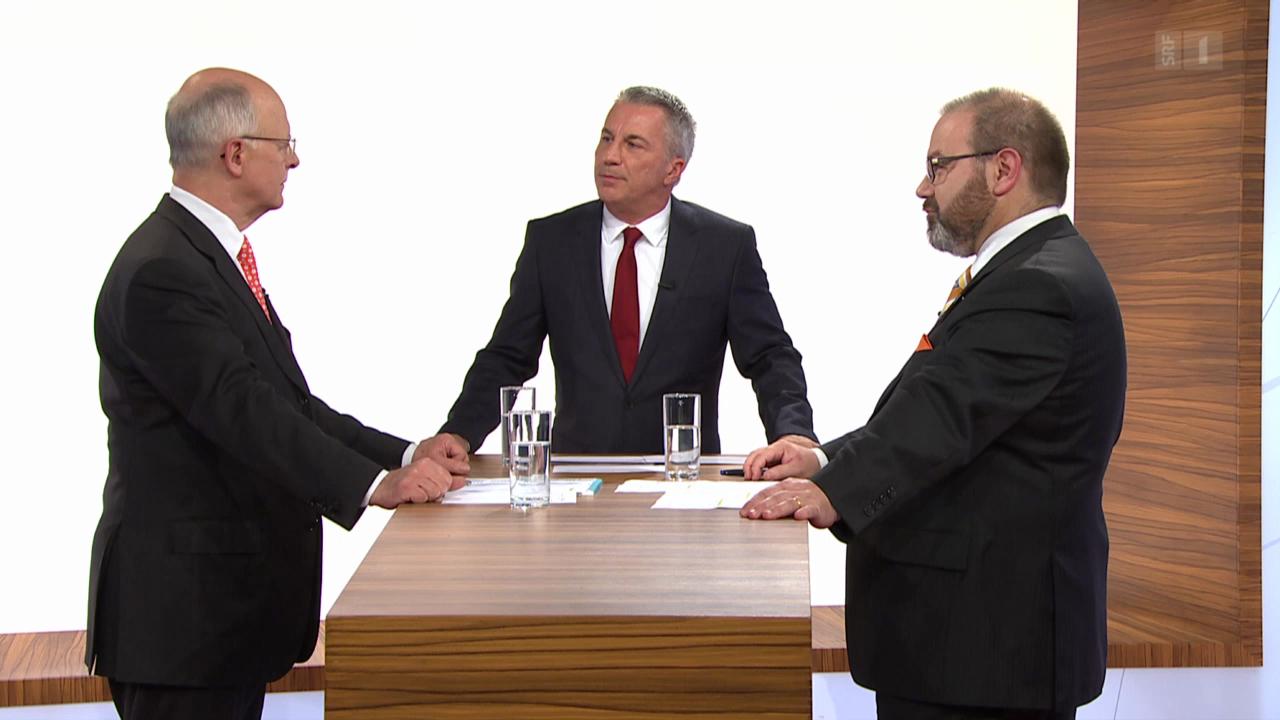Gold-Initiative: Die «ECO»-Live-Debatte