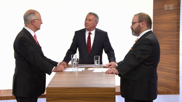 Video «Gold-Initiative: Die «ECO»-Live-Debatte» abspielen