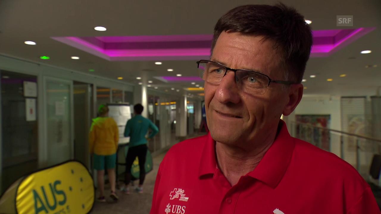 Peter Haas: «Sind offenbar eine attraktive Sportart für Frauen»