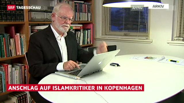 Anschlag auf dänischen Islamkritiker