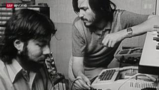 Video «Apple-Mitbegründer Steve Wozniak» abspielen
