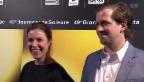 Video «Barbara Terpoorten gewinnt Schweizer Fernsehfilm-Preis» abspielen
