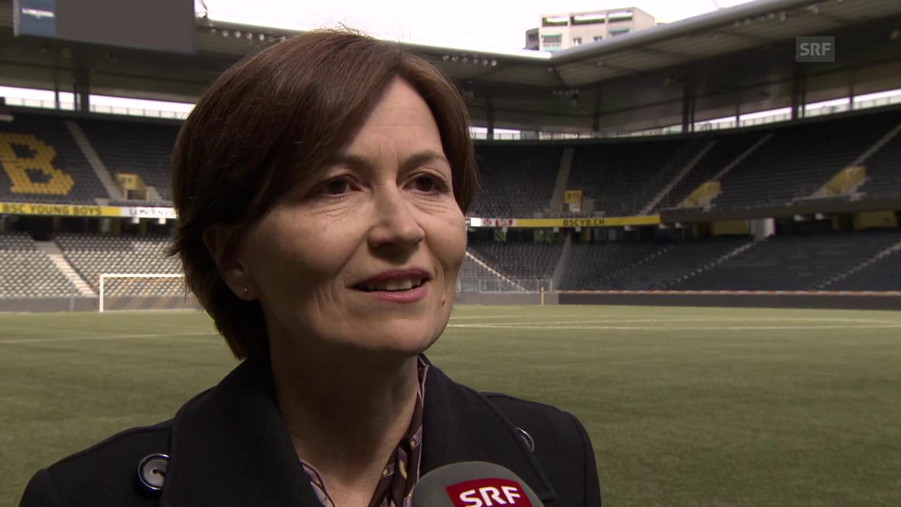 Regula Rytz: Politiker sollten WM boykottieren.